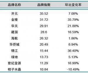 2013年10月中国酒店业国内品牌发展报告