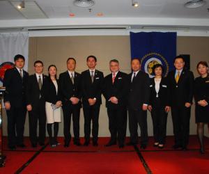 深圳地区增添金钥匙服务精英,为金钥匙团队添一份力!