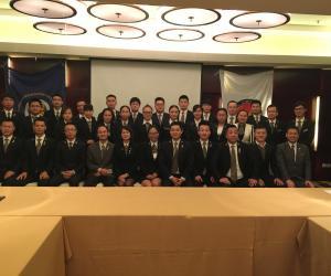 杭州地区金钥匙第五次会议暨秋季学员入会考核