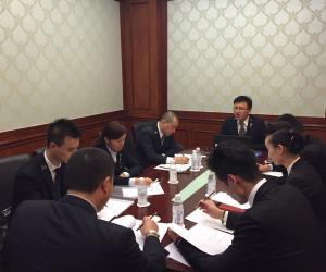 成都地区召开第三季度执委会会议