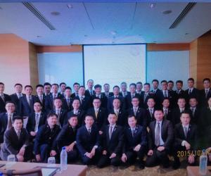 【地区动态】深圳地区开展十月月度例会及2015年第四季度新会员考核