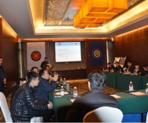 【地区动态】重庆地区2015年第四季度例会在重庆国贸格兰维大酒店举行